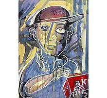 Art Critic (Archibald Pries) Photographic Print
