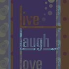 Live. Laugh. Love. by KerCos86