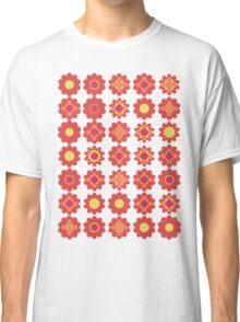 Flower T-shirt Classic T-Shirt
