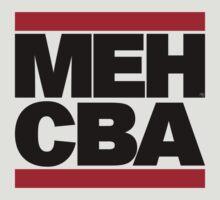 MEH CBA (black) T-Shirt