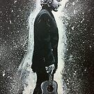 Eddie Vedder and His Ukulele by Okse