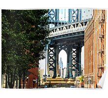 NYC - Brooklyn Poster