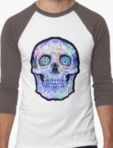 Spaceskull Men's Baseball ¾ T-Shirt