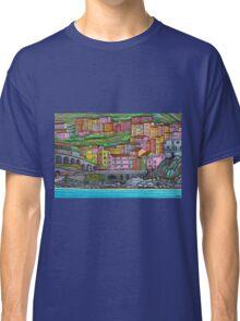 Colours of Manarola Classic T-Shirt