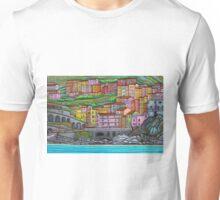 Colours of Manarola Unisex T-Shirt