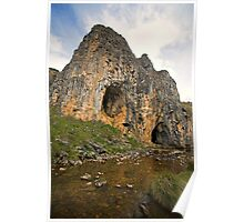Blue Waterholes, Caves Creek, Kosciuszko National Park Poster