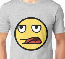 Awesome Face Epic Smiley OMG Unisex T-Shirt
