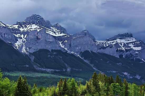 Mt. Lawrence Grassi by Vickie Emms
