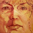 Self Portrait 2010 by Roz McQuillan