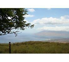 Breathtaking Maui View Photographic Print