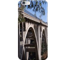 Pasadena Bridge-P iPhone Case/Skin