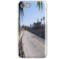 Pasadena Bridge-P2 iPhone Case/Skin