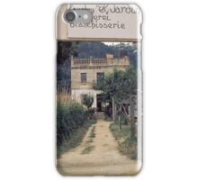 "Lavanderia ""El Jardin"" iPhone Case/Skin"
