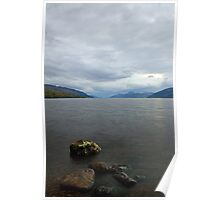Peaceful Loch Ness Poster
