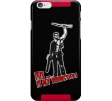Ash - Evil Dead/Army of Darkness - Boomstick iPhone Case iPhone Case/Skin