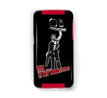 Ash - Evil Dead/Army of Darkness - Boomstick iPhone Case Samsung Galaxy Case/Skin