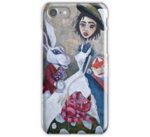 Curiouser and Curiouser iPhone Case/Skin