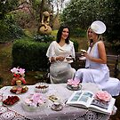 High tea at Birchbank by Robyn Lakeman