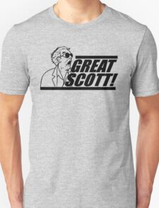 Doc E. Brown Great Scott Unisex T-Shirt