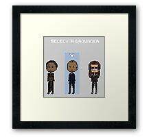 Select Lincoln Framed Print