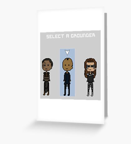 Select Lincoln Greeting Card