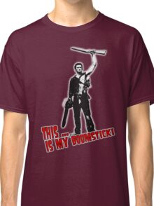 Ash - Evil Dead/Army of Darkness - Boomstick (Updated) Classic T-Shirt