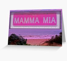 For Donna Greeting Card