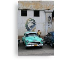 Che Car Canvas Print