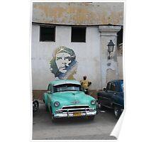 Che Car Poster
