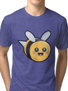 Kawaii Bee Tri-blend T-Shirt