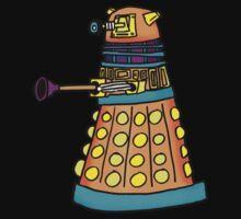 Zack's Little Dalek One Piece - Short Sleeve
