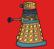 Zack's Little Dalek Kids Tee