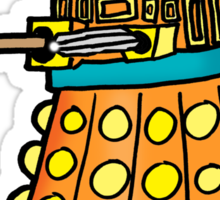 Zack's Little Dalek Sticker