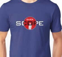 QuickScope Unisex T-Shirt