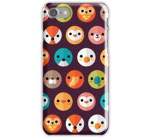 Smiley Faces iPhone Case/Skin