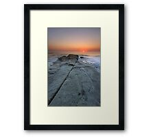 """All Roads Lead to Rome"" ∞ Caloundra, QLD - Australia Framed Print"