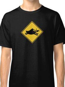 Beware of Wild Boars, Traffic Sign, Japan Classic T-Shirt