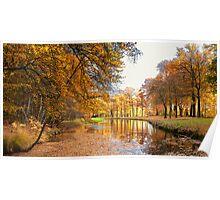 Autumn view Poster