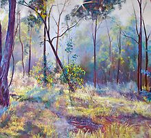 Symphony of Bush Colours by Lynda Robinson