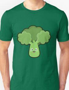 Kawaii Broccoli Unisex T-Shirt