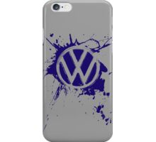 VW Volkswagen Logo iPhone Case/Skin