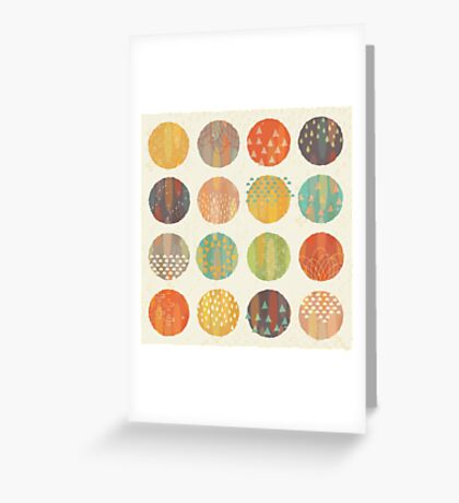 Celestial Bodies Greeting Card