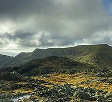 Coniston Fells...The Ever Changing Light by Jamie  Green