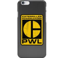 Caterpillar Powerloader iPhone Case/Skin