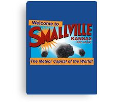 The Meteor Capital of the World Canvas Print