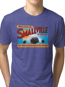 The Meteor Capital of the World Tri-blend T-Shirt
