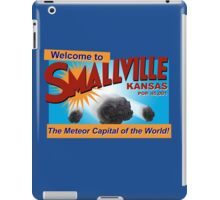 The Meteor Capital of the World iPad Case/Skin