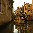 Venice Canal by kieranmurphy