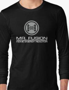 Mr Fusion Home Energy Reactor Long Sleeve T-Shirt