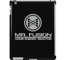 Mr Fusion Home Energy Reactor iPad Case/Skin